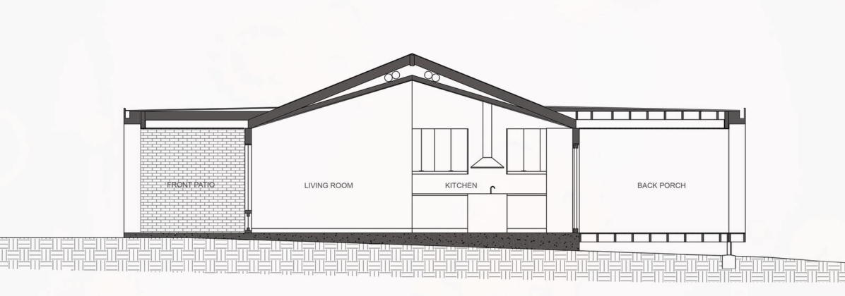 Проект Y House от co(X)ist Studio 17