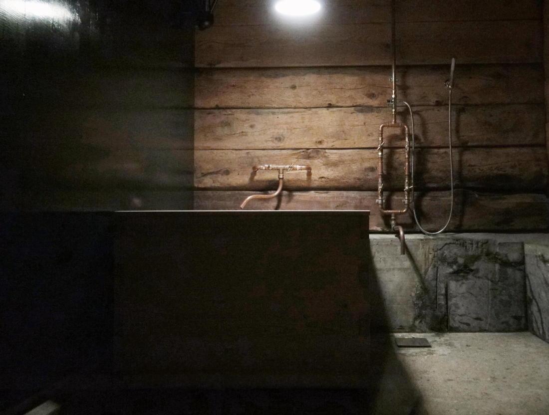 Проект альпийского лофта от студий Office Winhov и Office Haratori 12