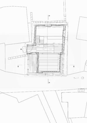 Проект альпийского лофта от студий Office Winhov и Office Haratori 15