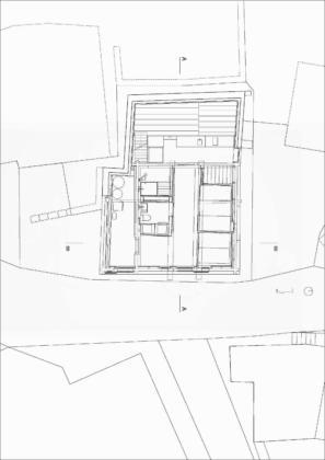 Проект альпийского лофта от студий Office Winhov и Office Haratori 16