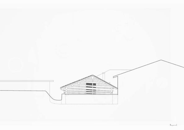 Проект альпийского лофта от студий Office Winhov и Office Haratori 19
