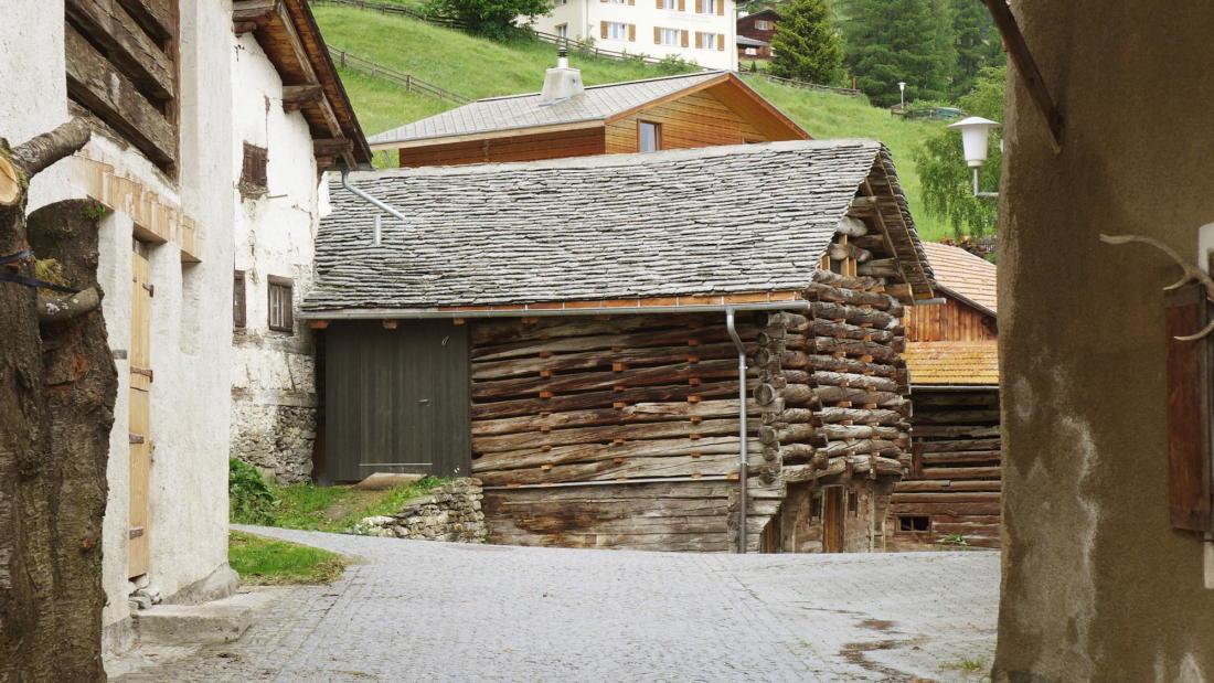 Проект альпийского лофта от студий Office Winhov и Office Haratori 2