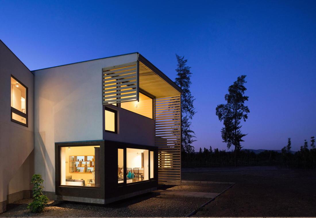 Проект студии GITC arquitectura для безопасности и комфорта 3