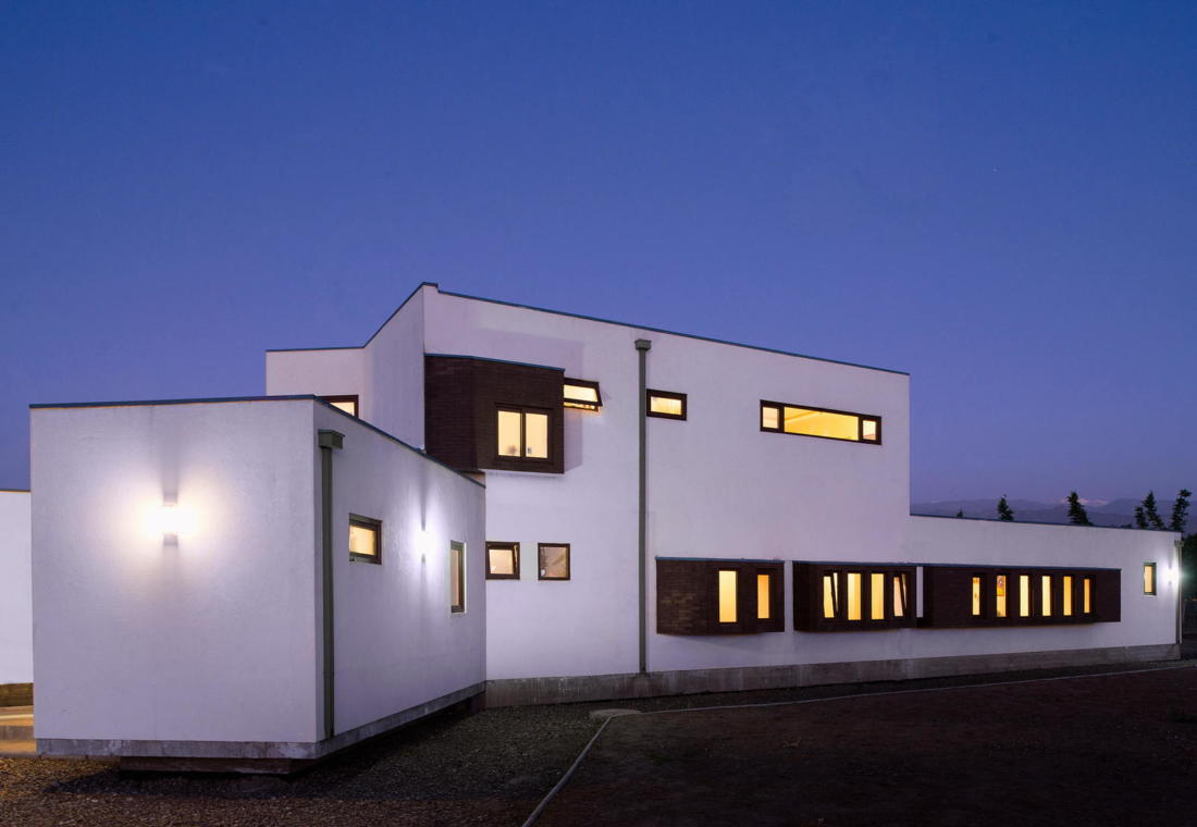 Проект студии GITC arquitectura для безопасности и комфорта 4