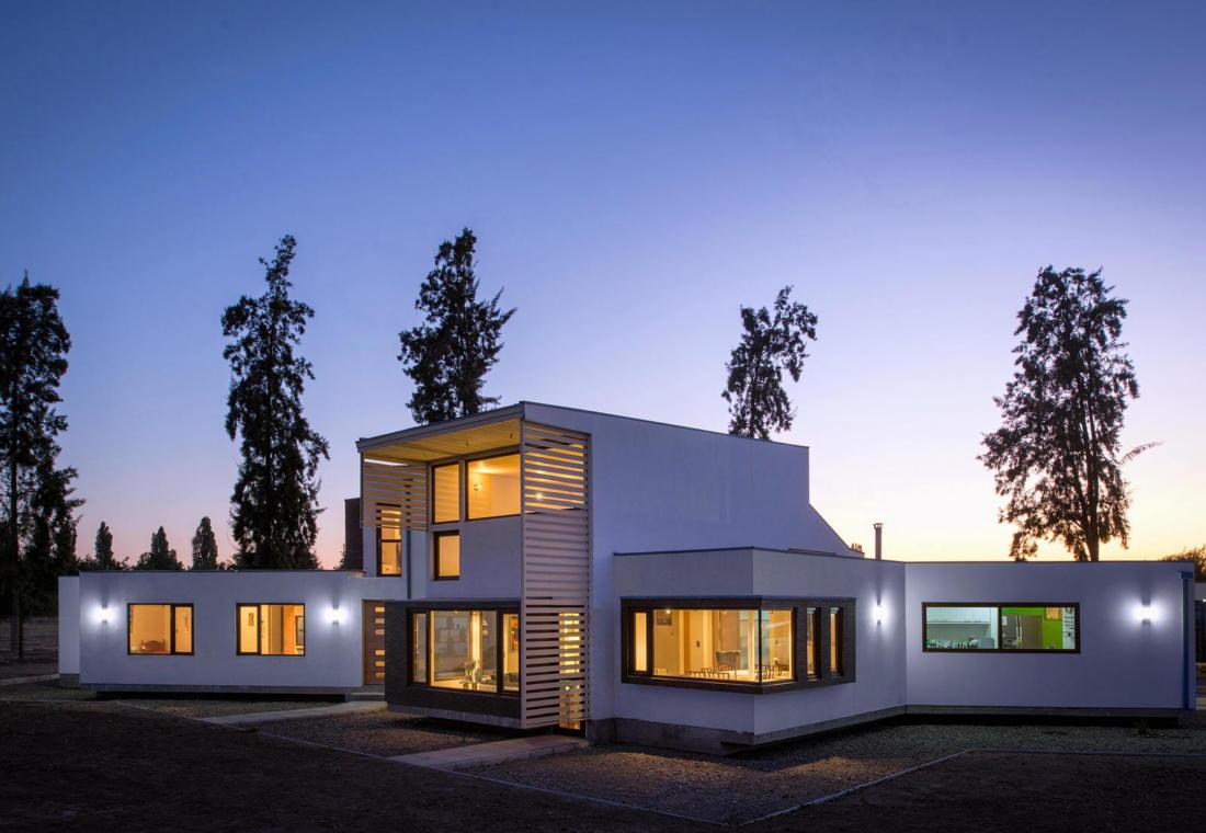 Проект студии GITC arquitectura для безопасности и комфорта 6