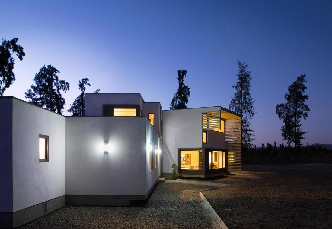 Проект студии GITC arquitectura для безопасности и комфорта 8