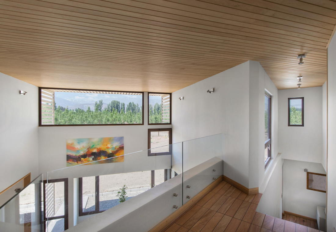 Проект студии GITC arquitectura для безопасности и комфорта 9