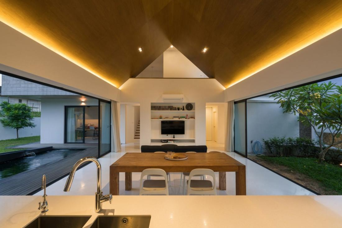 «Knikno House» от студии Fabian Tan Architect 25