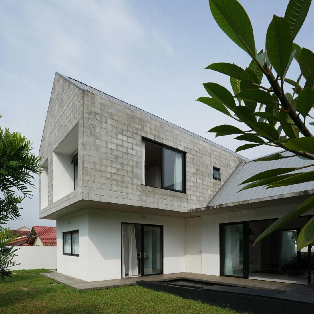 «Knikno House» от студии Fabian Tan Architect 5