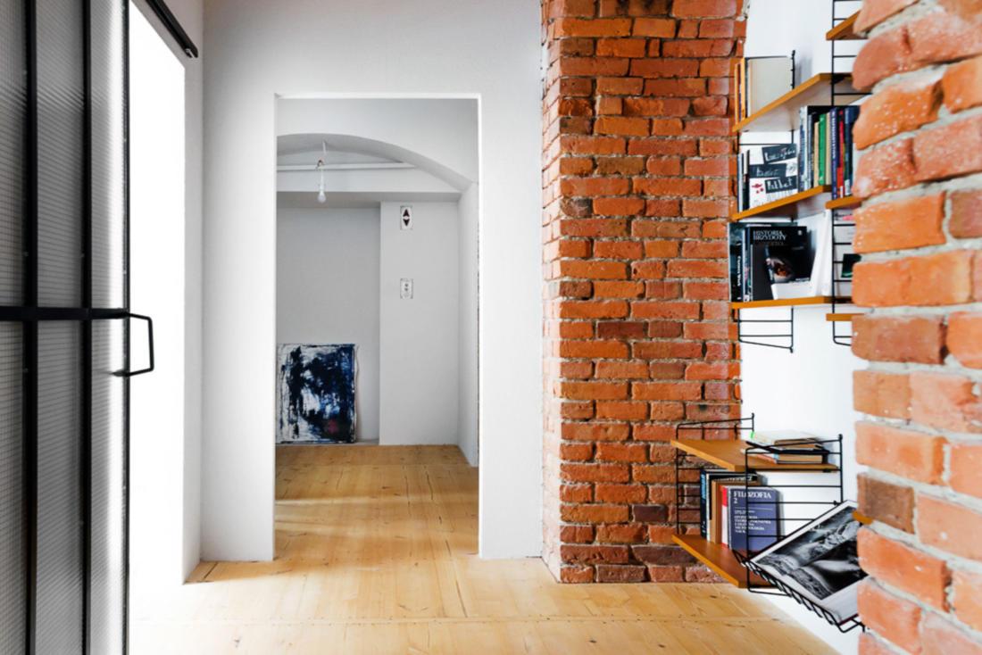 Лофт на Мармеладной фабрике от студии Loft Szczecin 11
