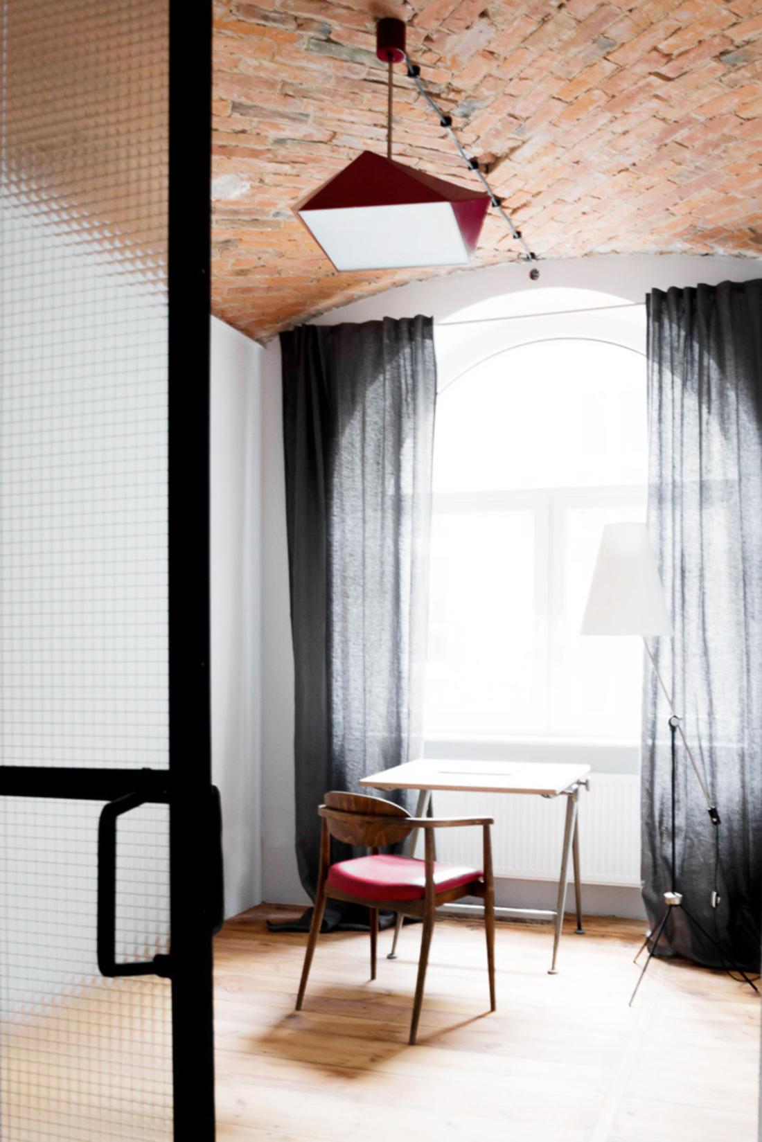 Лофт на Мармеладной фабрике от студии Loft Szczecin 2