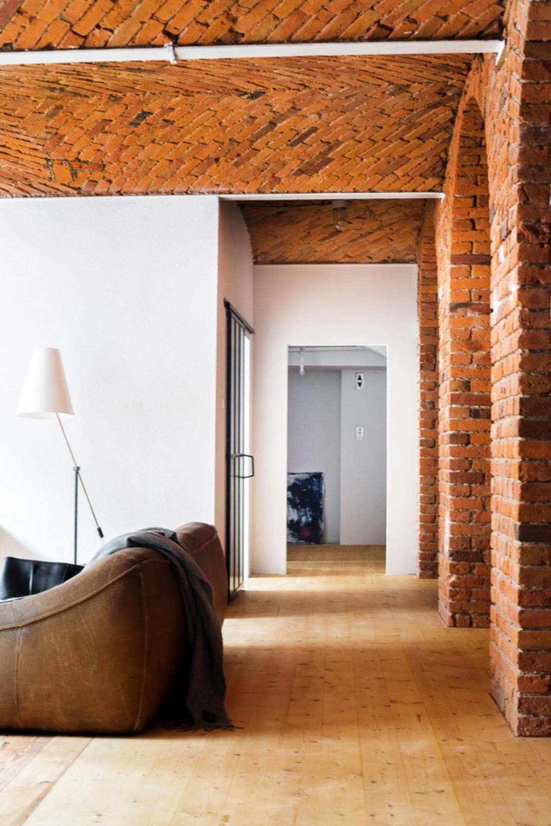 Лофт на Мармеладной фабрике от студии Loft Szczecin 4