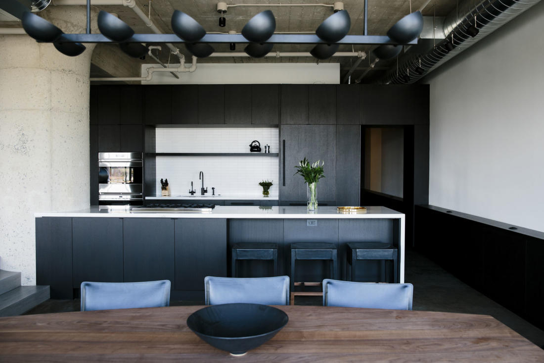 Проект Arts District Loft от Marmol Radziner 3