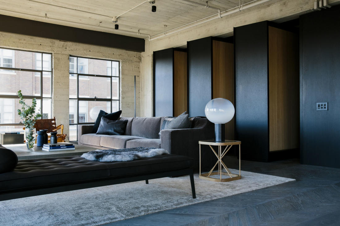 Проект Arts District Loft от Marmol Radziner 7