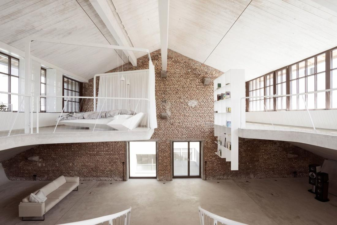Проект Panzerhalle от студии Smartvoll Architekten ZT KG 1