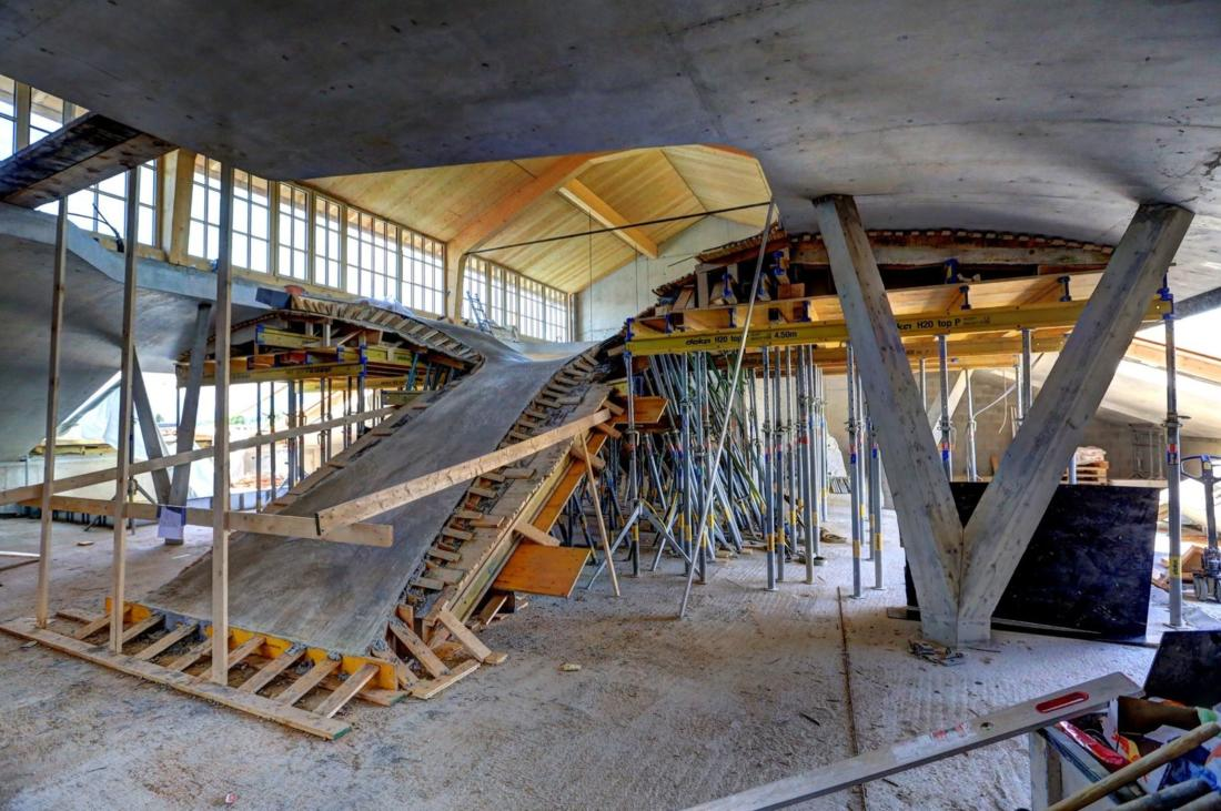 Проект Panzerhalle от студии Smartvoll Architekten ZT KG 11