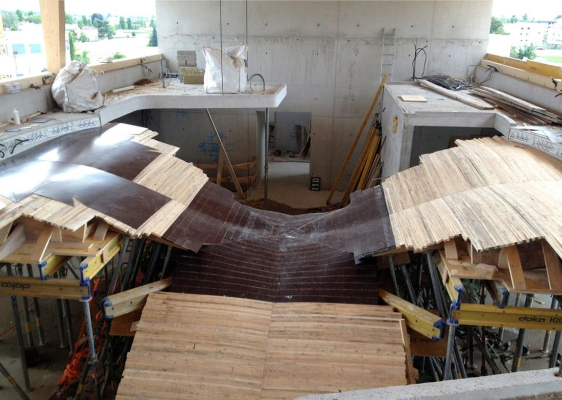 Проект Panzerhalle от студии Smartvoll Architekten ZT KG 12