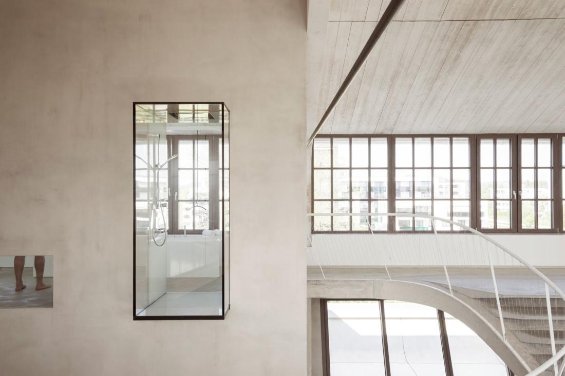 Проект Panzerhalle от студии Smartvoll Architekten ZT KG 13