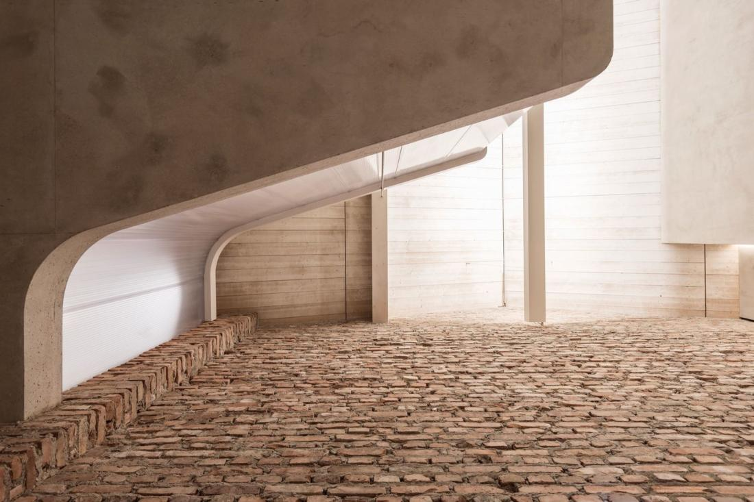 Проект Panzerhalle от студии Smartvoll Architekten ZT KG 14
