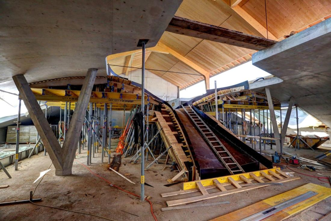 Проект Panzerhalle от студии Smartvoll Architekten ZT KG 15