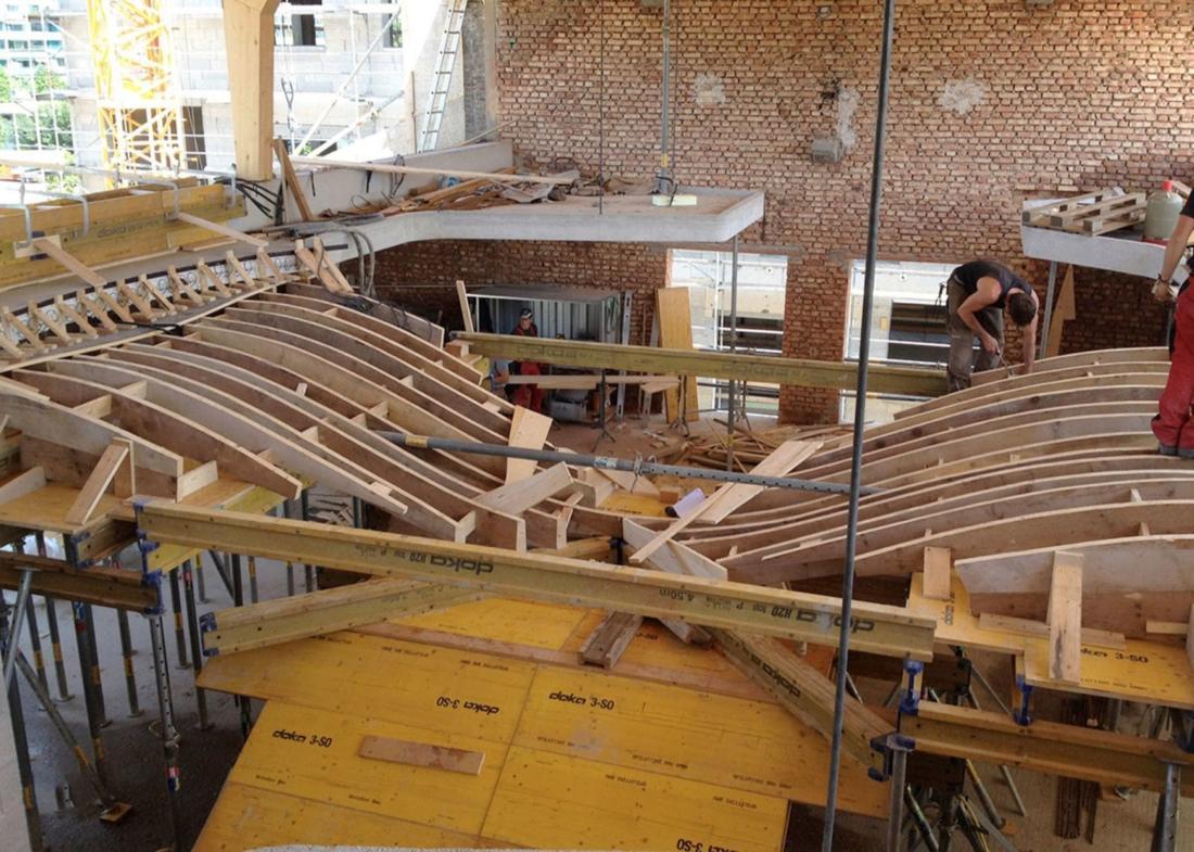 Проект Panzerhalle от студии Smartvoll Architekten ZT KG 16