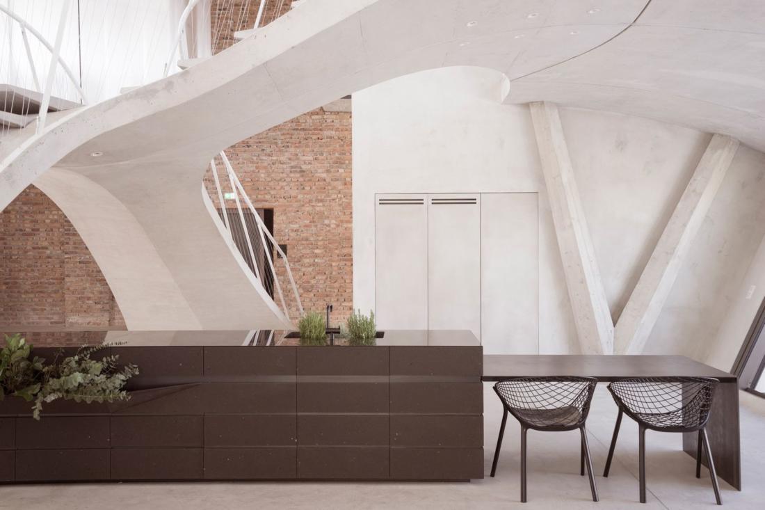 Проект Panzerhalle от студии Smartvoll Architekten ZT KG 2