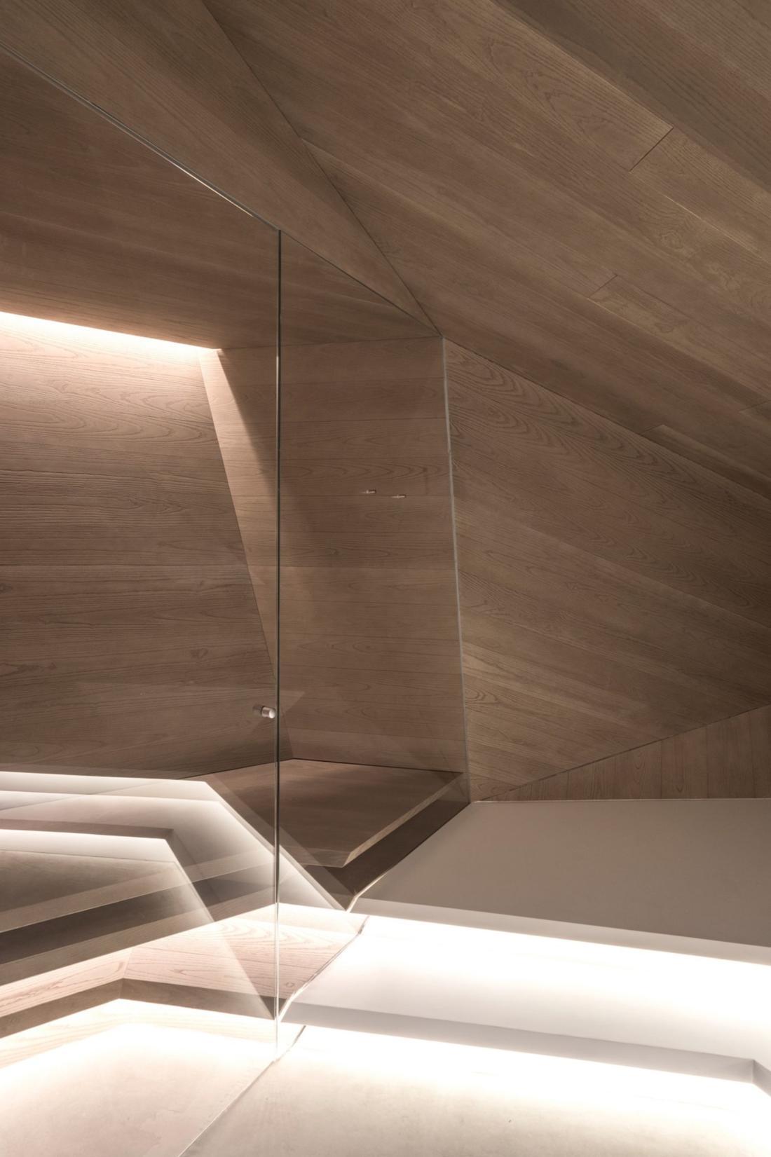 Проект Panzerhalle от студии Smartvoll Architekten ZT KG 21