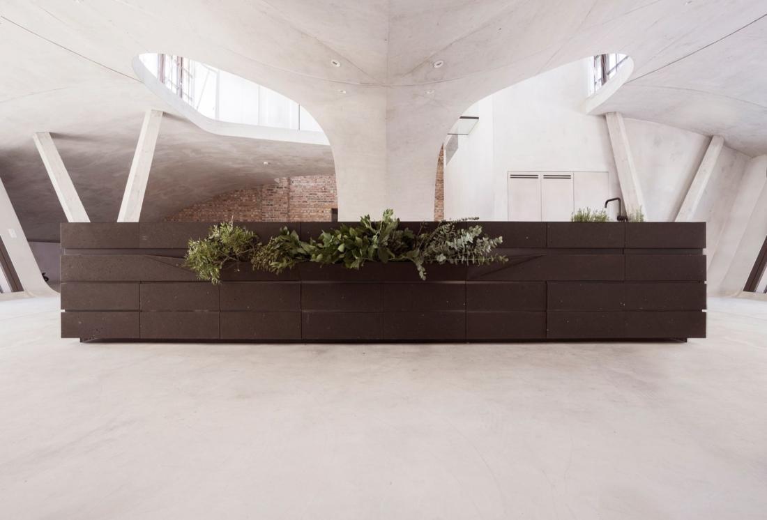 Проект Panzerhalle от студии Smartvoll Architekten ZT KG 22
