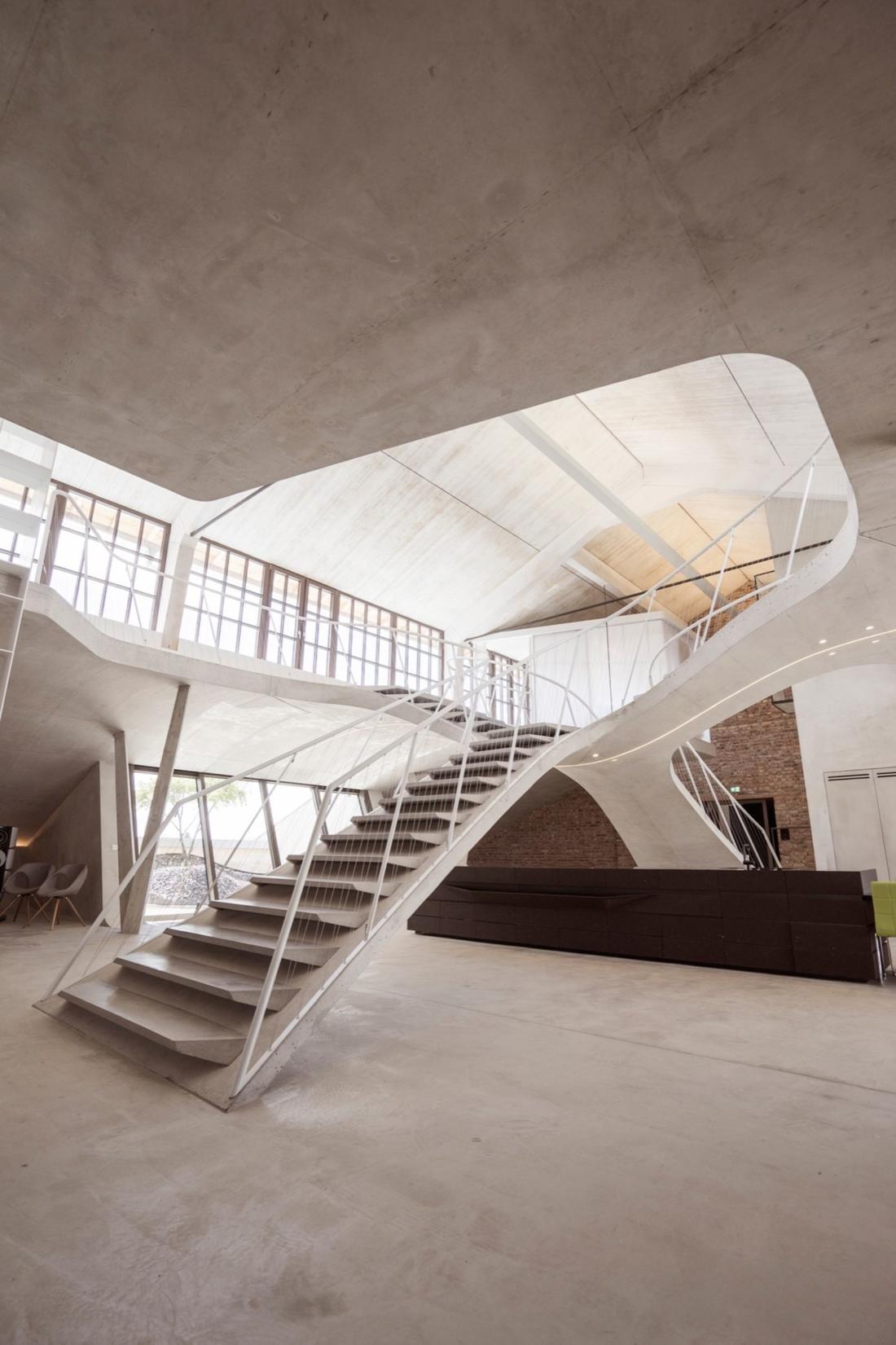 Проект Panzerhalle от студии Smartvoll Architekten ZT KG 23