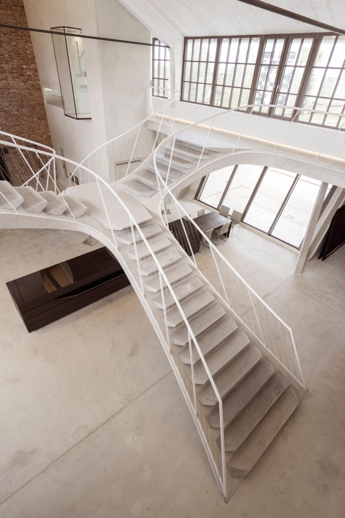 Проект Panzerhalle от студии Smartvoll Architekten ZT KG 4