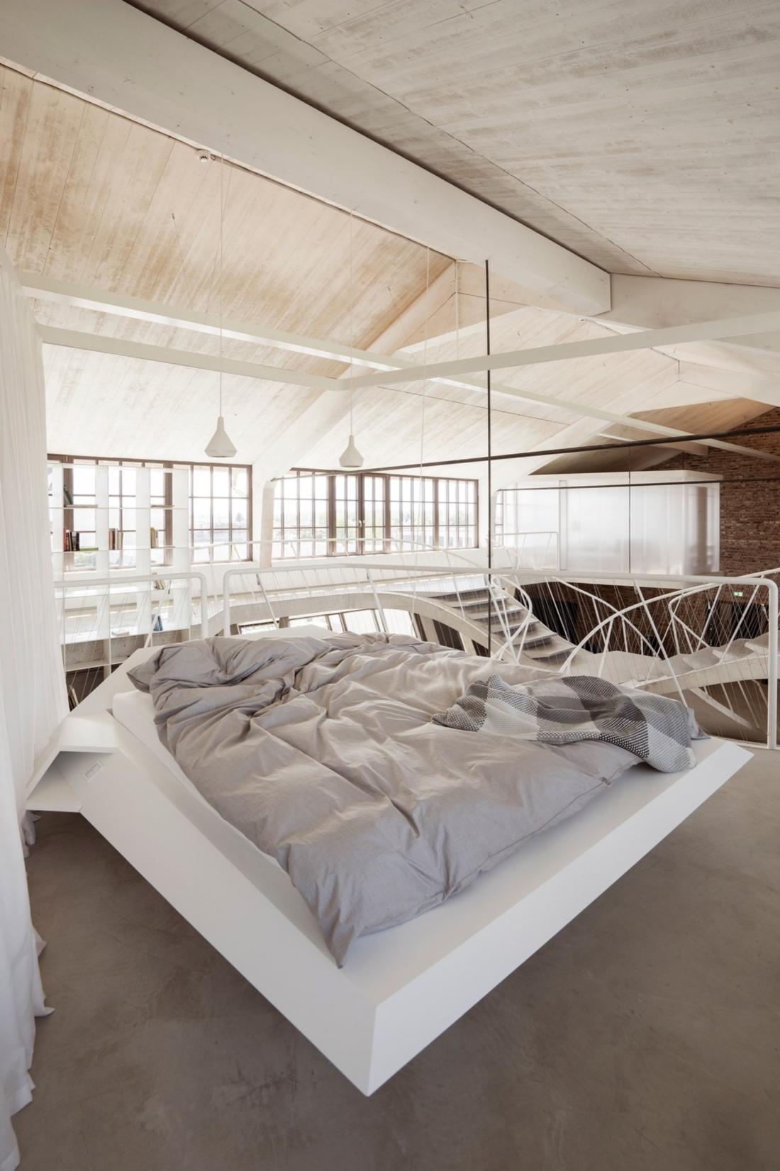 Проект Panzerhalle от студии Smartvoll Architekten ZT KG 7