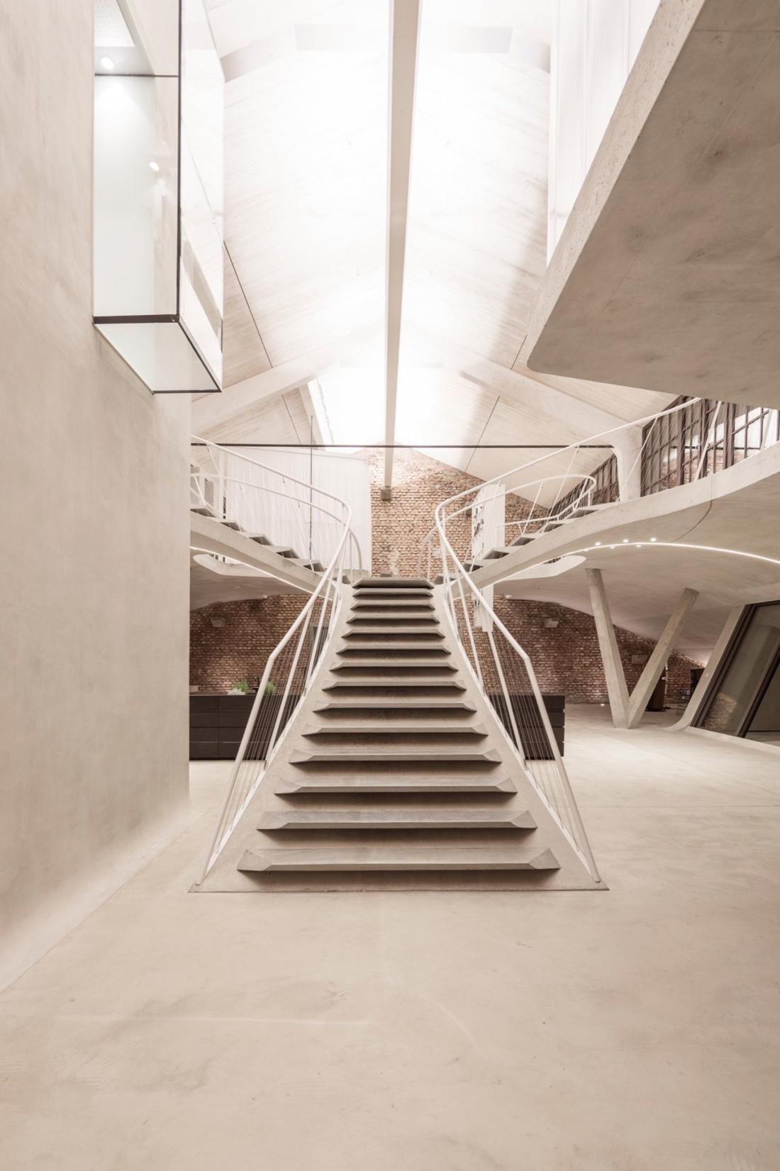 Проект Panzerhalle от студии Smartvoll Architekten ZT KG 8