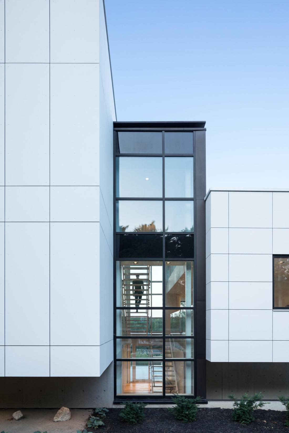 Проект «Syncline» от ателье Omar Gandhi Architect 1