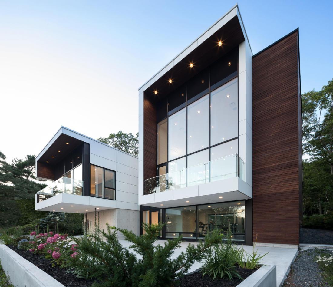 Проект «Syncline» от ателье Omar Gandhi Architect 11