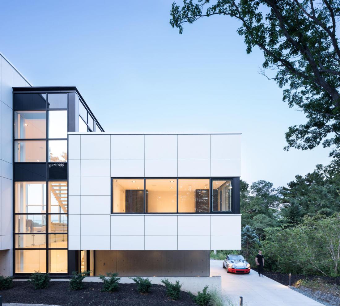 Проект «Syncline» от ателье Omar Gandhi Architect 13