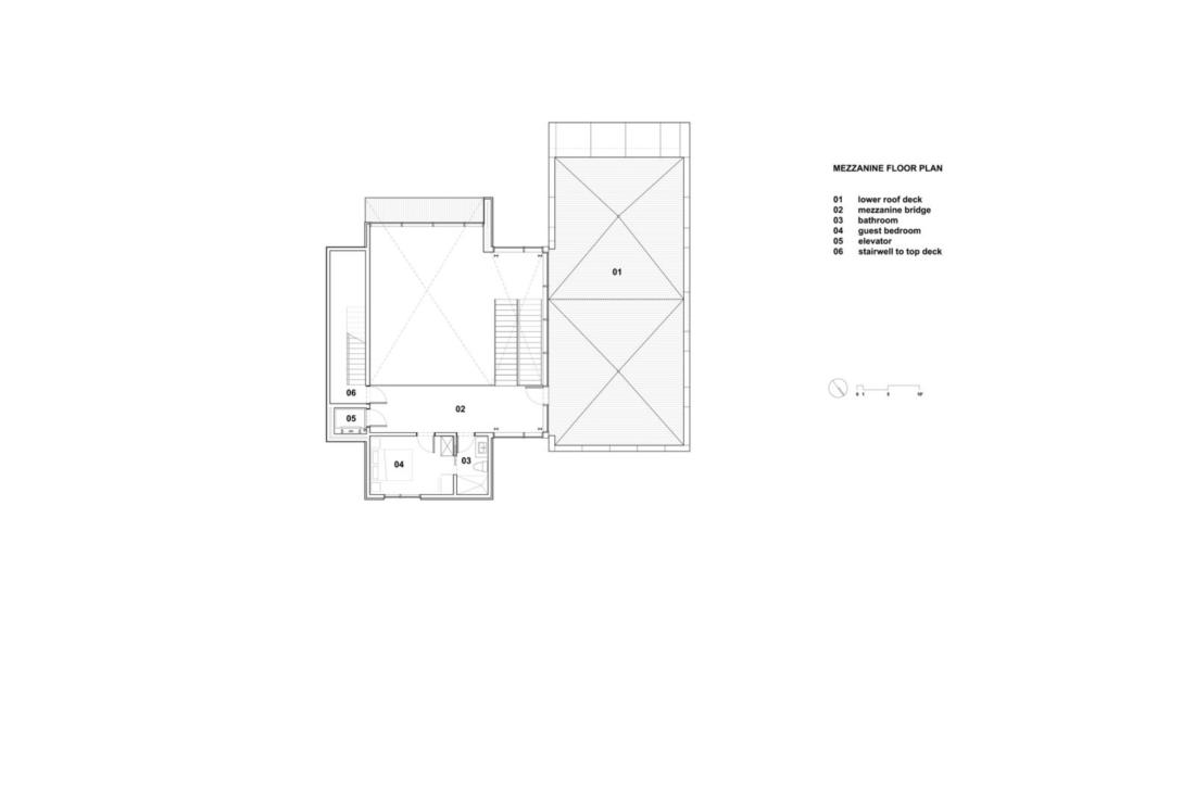 Проект «Syncline» от ателье Omar Gandhi Architect 19