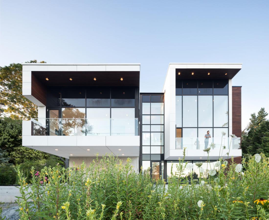 Проект «Syncline» от ателье Omar Gandhi Architect 2