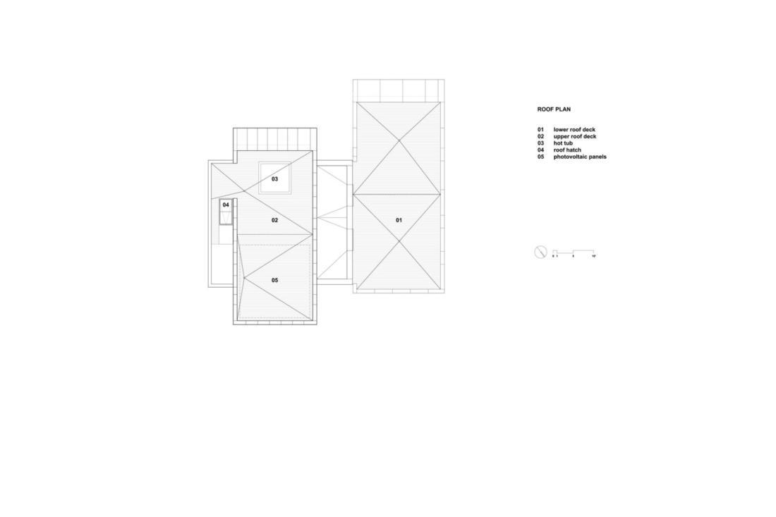Проект «Syncline» от ателье Omar Gandhi Architect 21