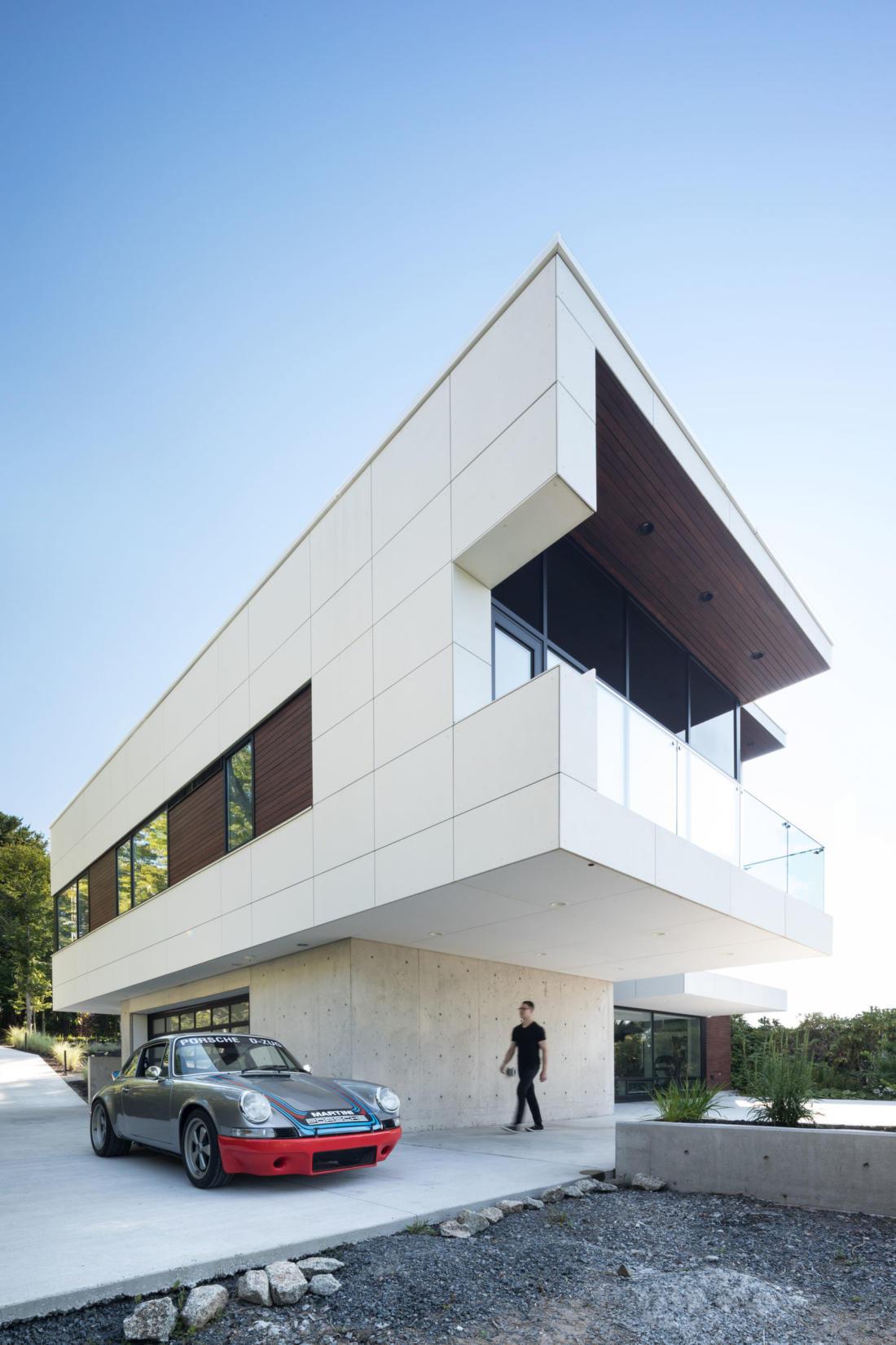 Проект «Syncline» от ателье Omar Gandhi Architect 3