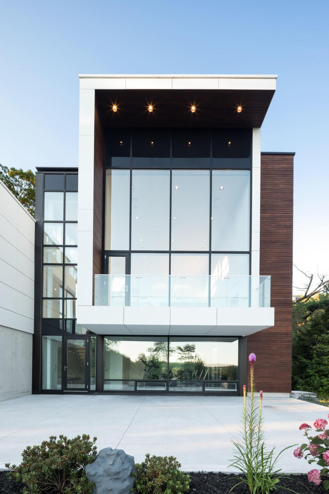 Проект «Syncline» от ателье Omar Gandhi Architect 8