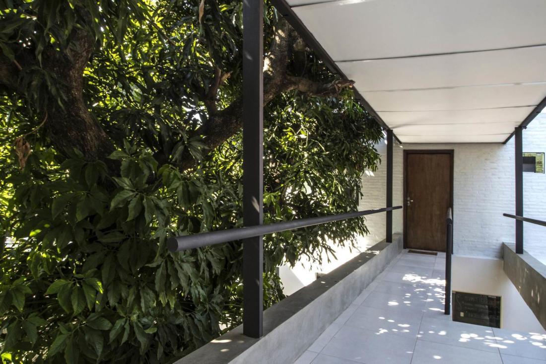Реконструкция дома от студии Biocons Arquitectos 10