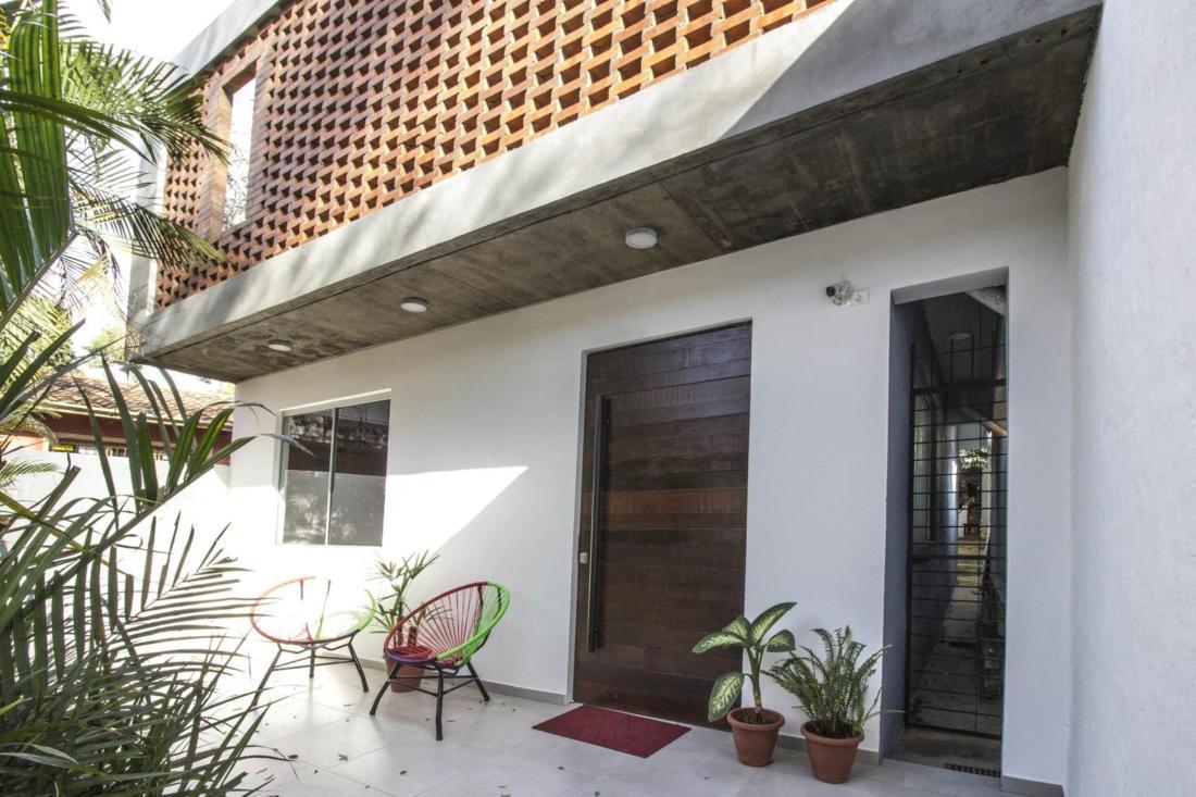 Реконструкция дома от студии Biocons Arquitectos 11
