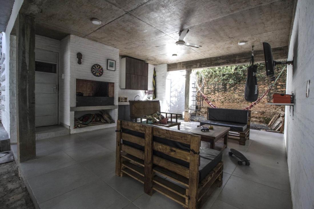 Реконструкция дома от студии Biocons Arquitectos 14