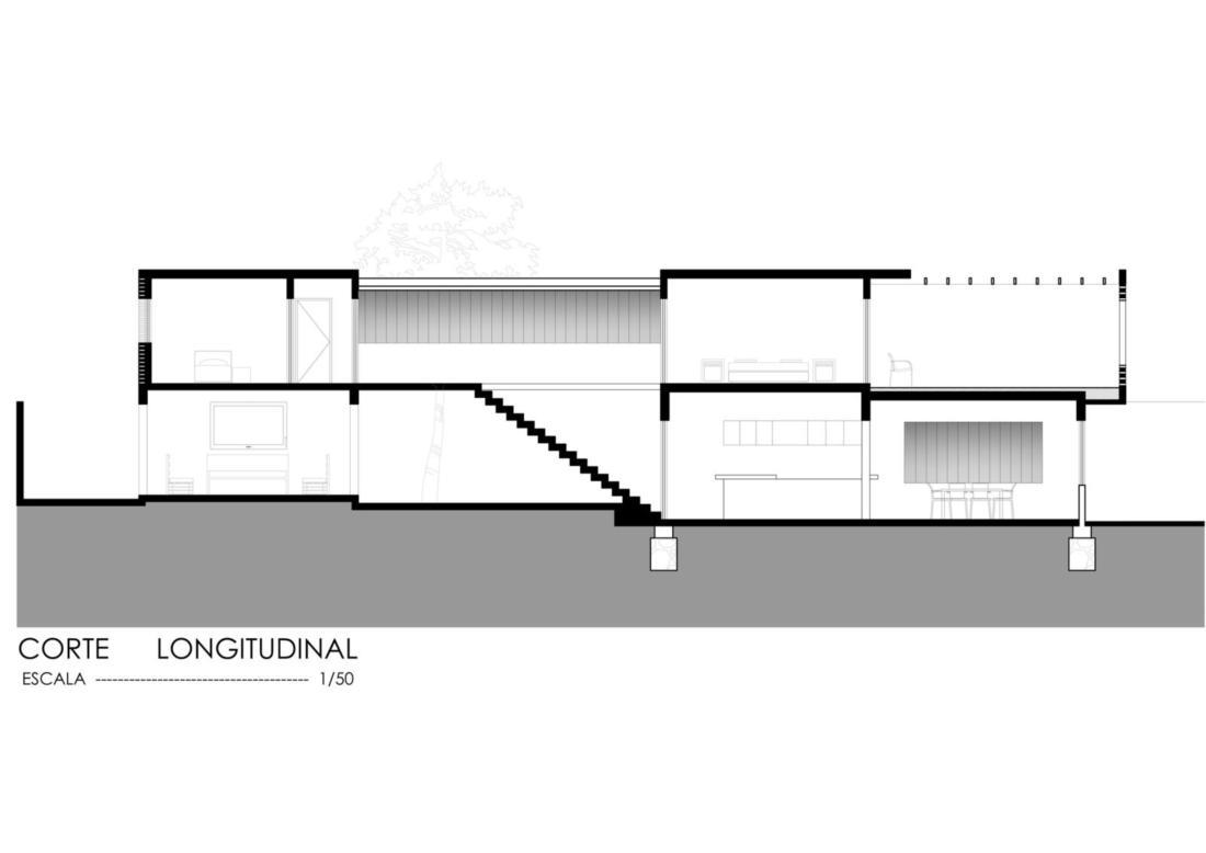 Реконструкция дома от студии Biocons Arquitectos 16