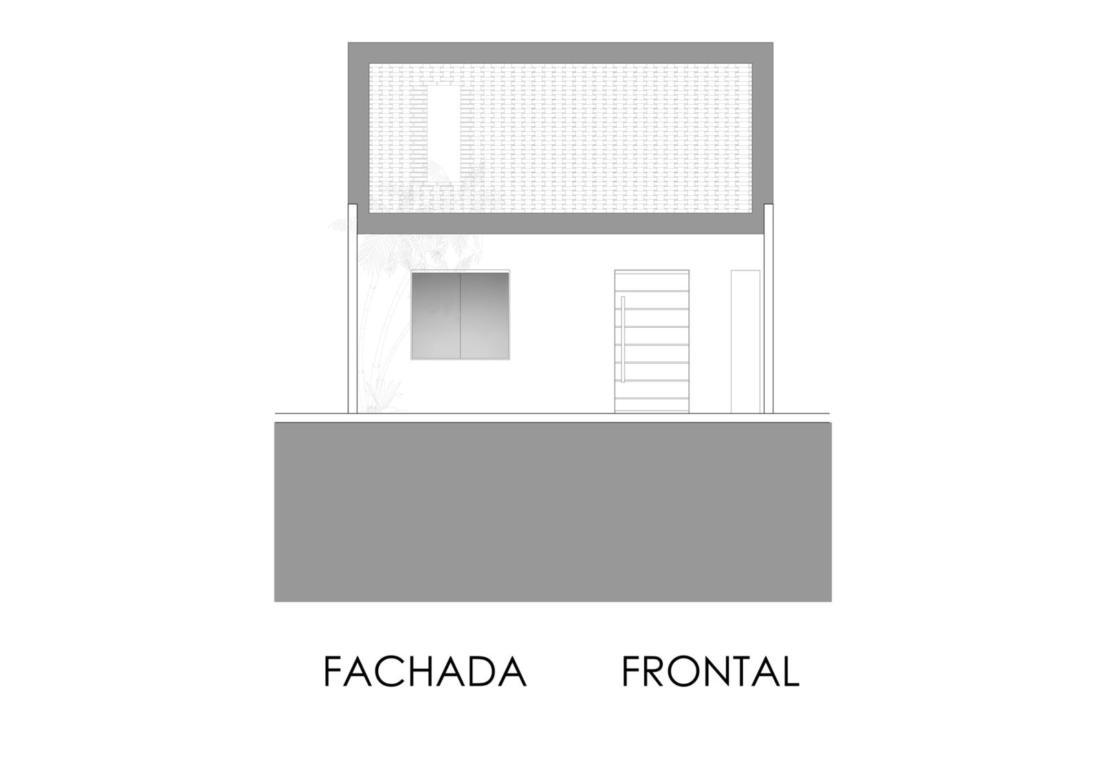 Реконструкция дома от студии Biocons Arquitectos 17