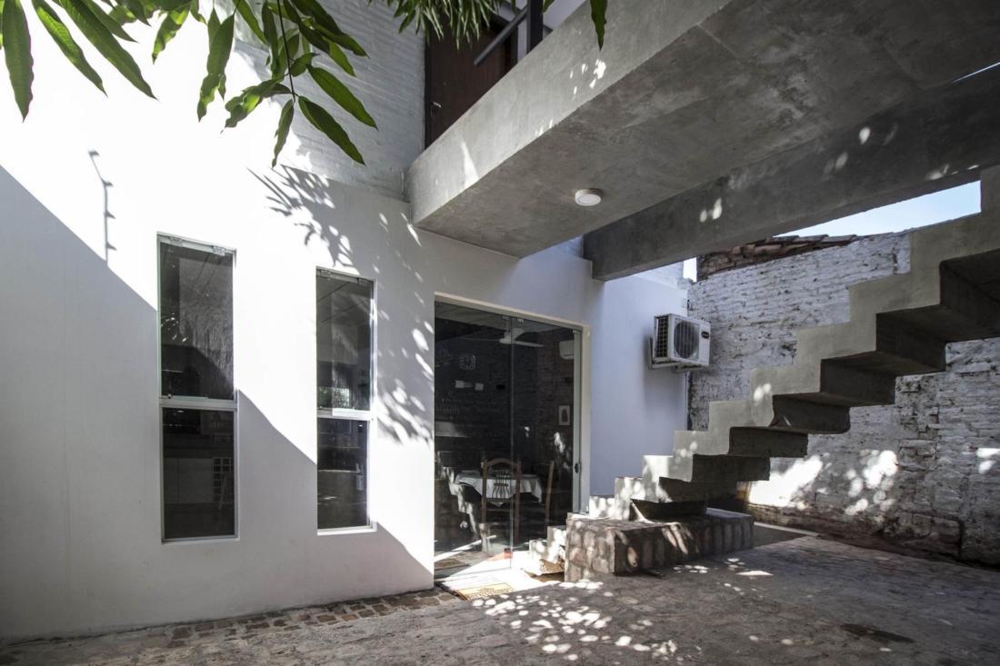 Реконструкция дома от студии Biocons Arquitectos 3