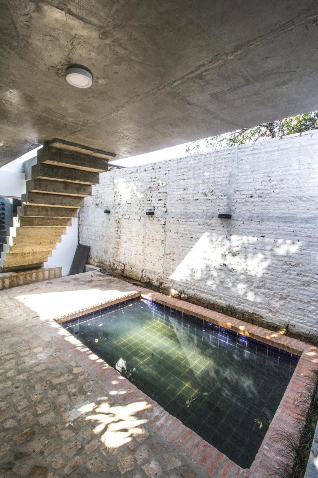Реконструкция дома от студии Biocons Arquitectos 4