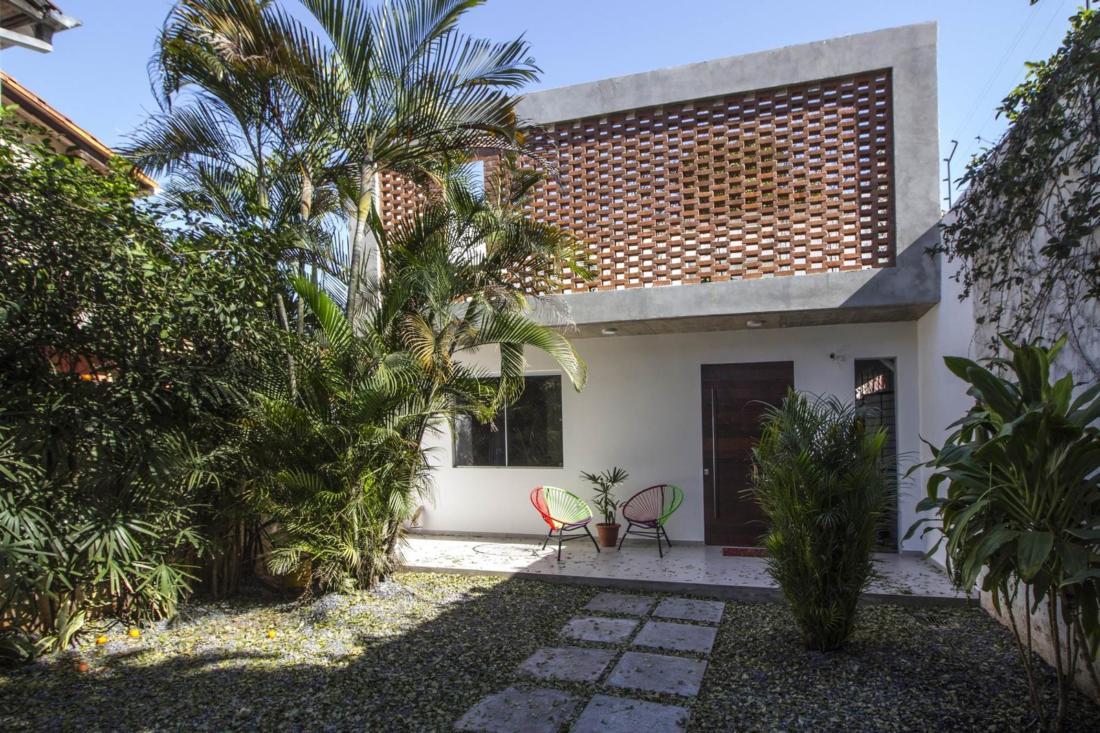 Реконструкция дома от студии Biocons Arquitectos 6