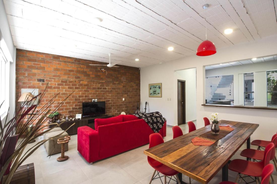 Реконструкция дома от студии Biocons Arquitectos 7