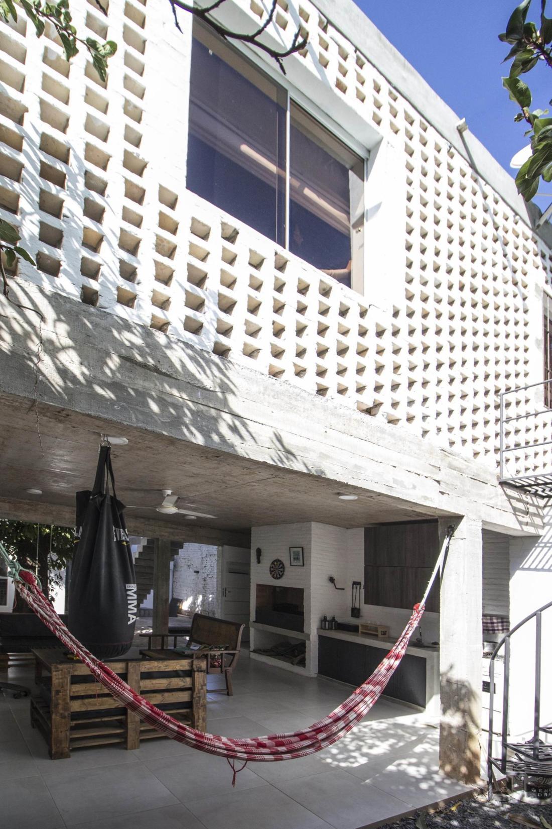Реконструкция дома от студии Biocons Arquitectos 9